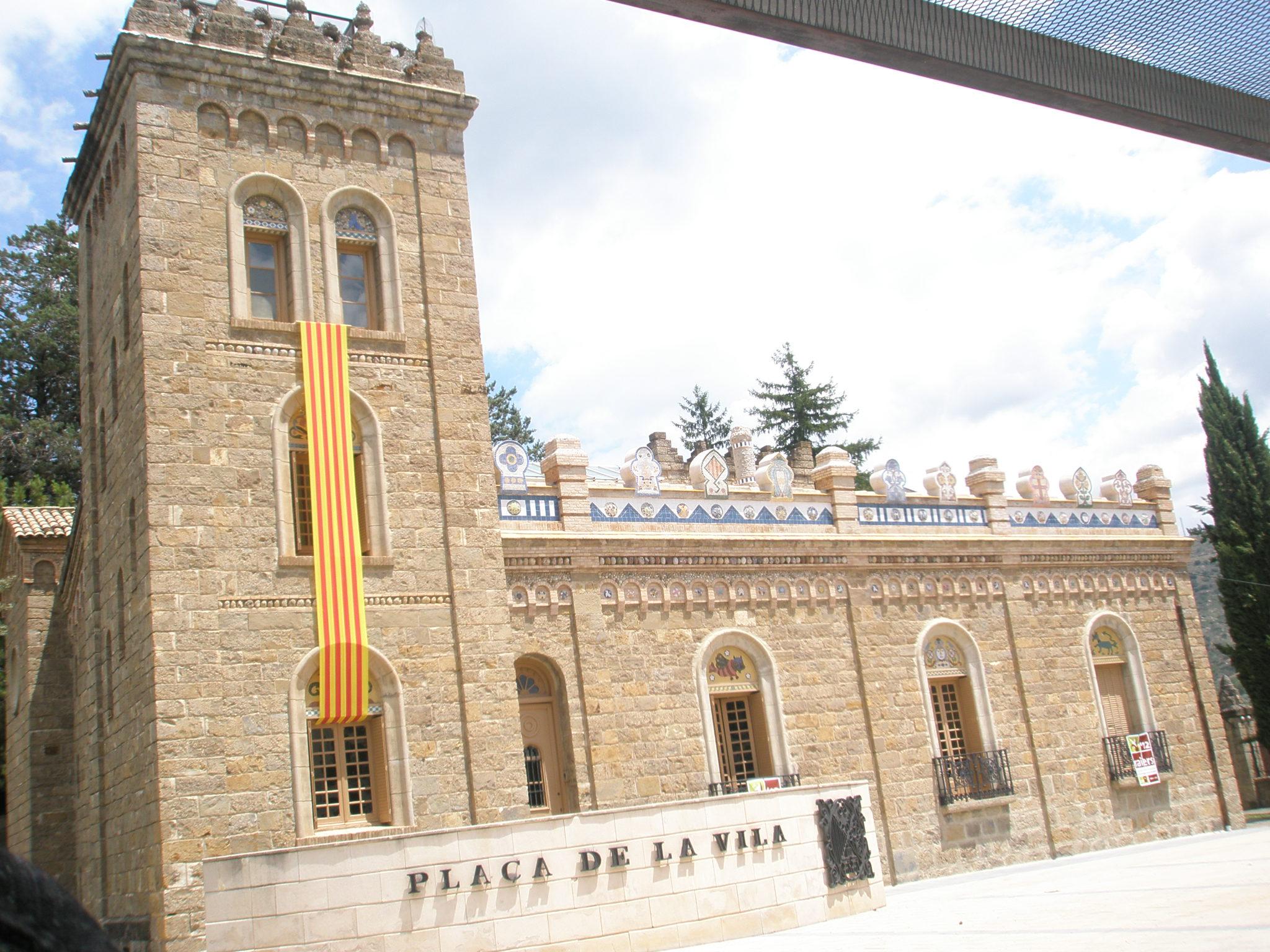 Ayuntamiento Pobla de Segur