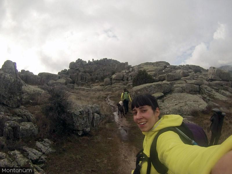 rutas senderismo madrid - la cabrera