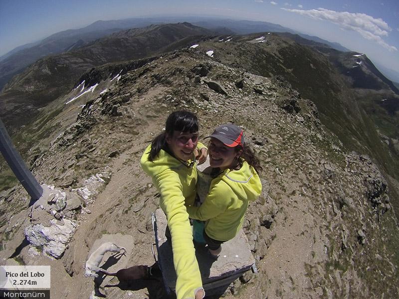 Pico del Lobo, Sierra de Ayllon