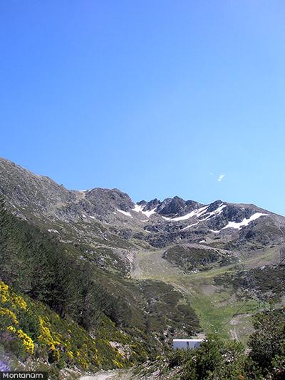 Pico del Lobo, Sierra de Ayllon, la pinilla